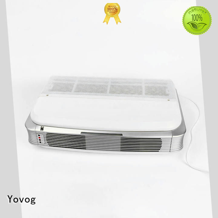 Yovog wall wall mountable air purifier bus bus