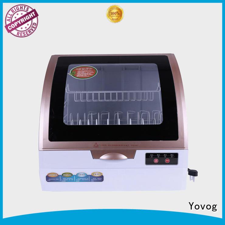 Yovog OBM benchtop dishwasher high quality for car
