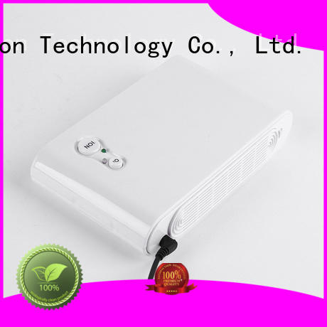 fast delivery car air purifier ionizer latest design for auto Yovog