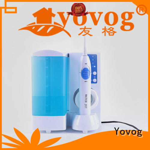 oral irrigator jets teeth Yovog