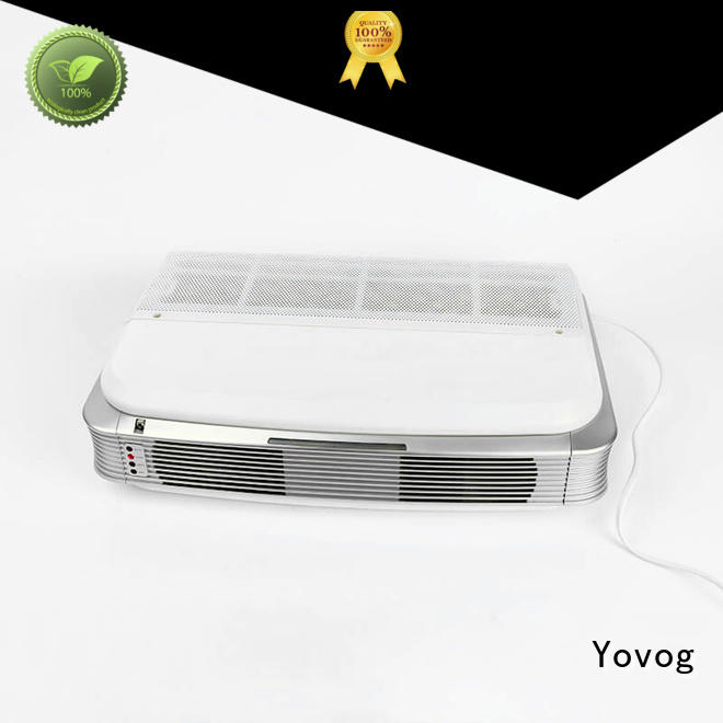 Yovog top brand wall mounted air purifier for bus