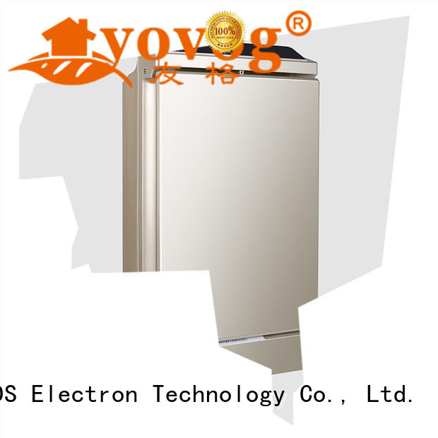 Yovog Custom air purifier with permanent filter factory for living room
