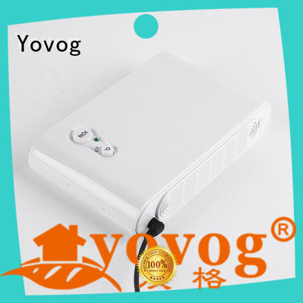 Yovog Top cigarette lighter air purifier factory for vehicle