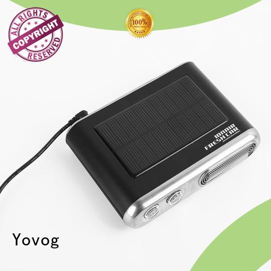 hot-sale solar car air purifier for bus Yovog