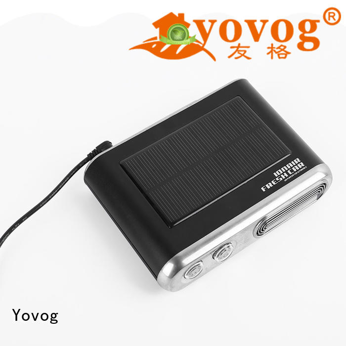 Yovog hot-sale auto ozone air purifier highly-rated for auto
