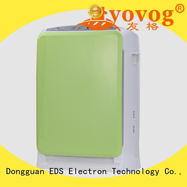 Yovog universal kitchen air purifier factory for living room