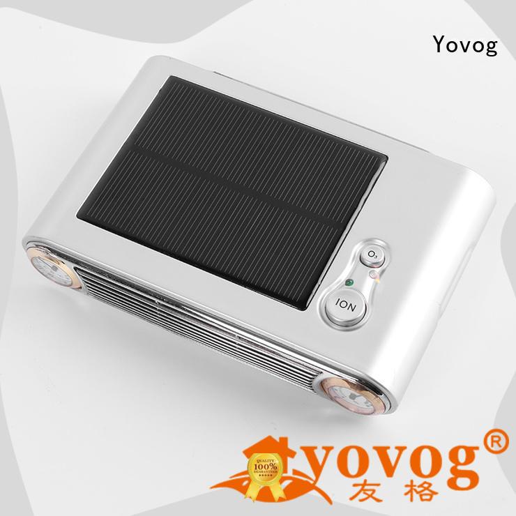 Yovog standard degrade air filter system car manufacturers dust removal