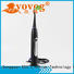Yovog sonic best rechargeable toothbrush highly-rated for driver