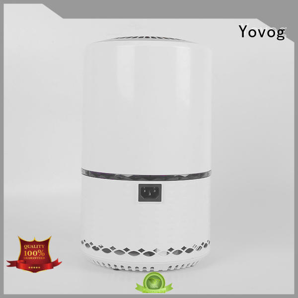 Yovog Best air purifier for pet hair company for workers