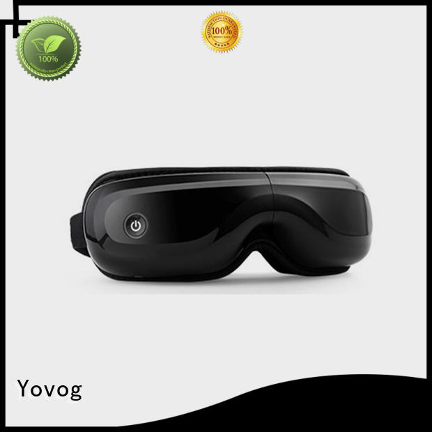 Yovog at discount electric eye massager wireless for office