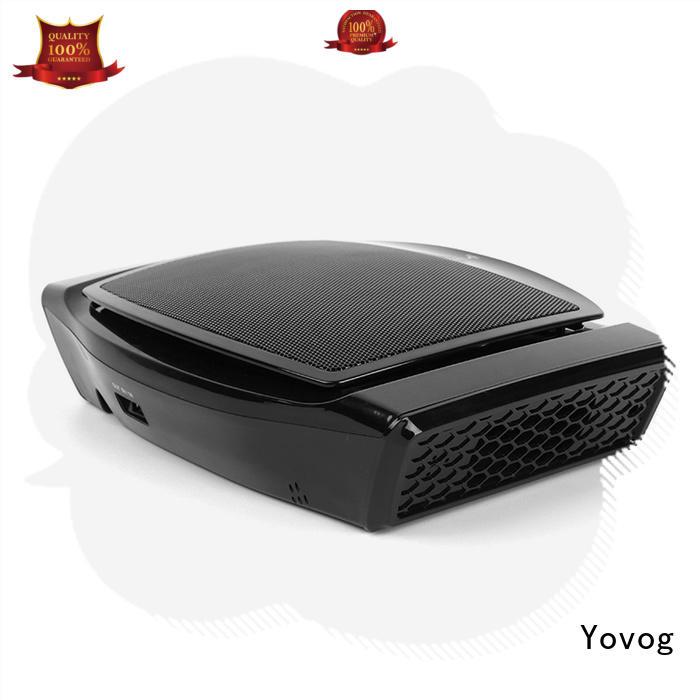 bus car air purifier ionizer lcddisplay car Yovog