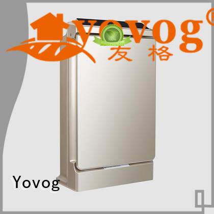 Yovog Top best air purifier for asthma for business for hotel