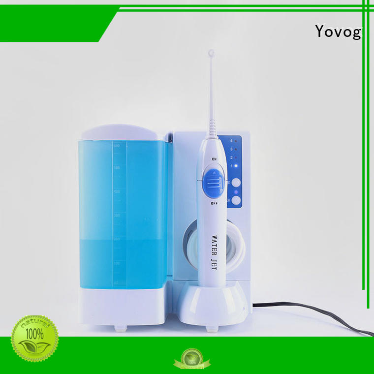 Yovog dental water jet order now fro family