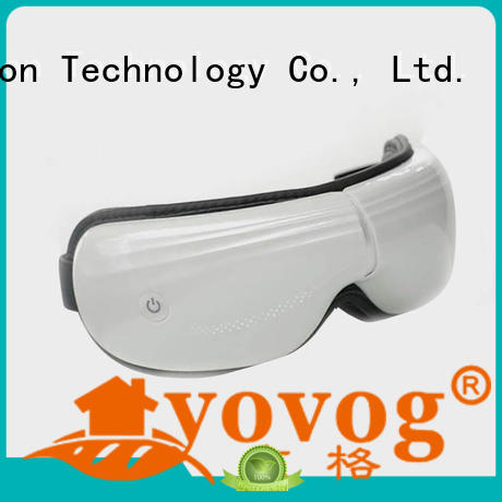 wireless electric eye massager order now for neck Yovog