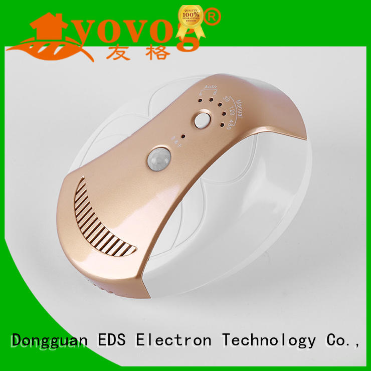 Yovog miniinsertion ozone air purifier OEM for home
