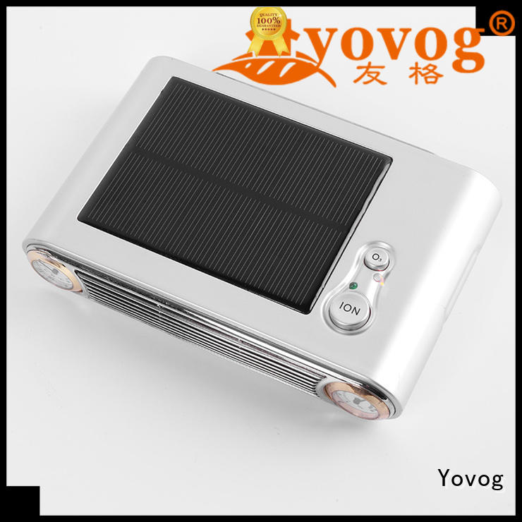 Yovog top brand good air filters for cars manufacturers dust removal