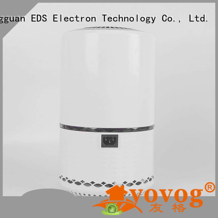 Custom air purifier fan combo app company for workers