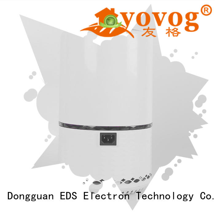 Yovog Custom air purifier for dust Suppliers for office