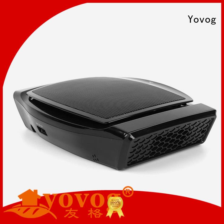 Yovog Wholesale car air purifier ionizer reviews Supply for driver