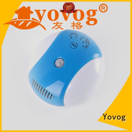 Yovog wifi ozone air purifier bulk production for office