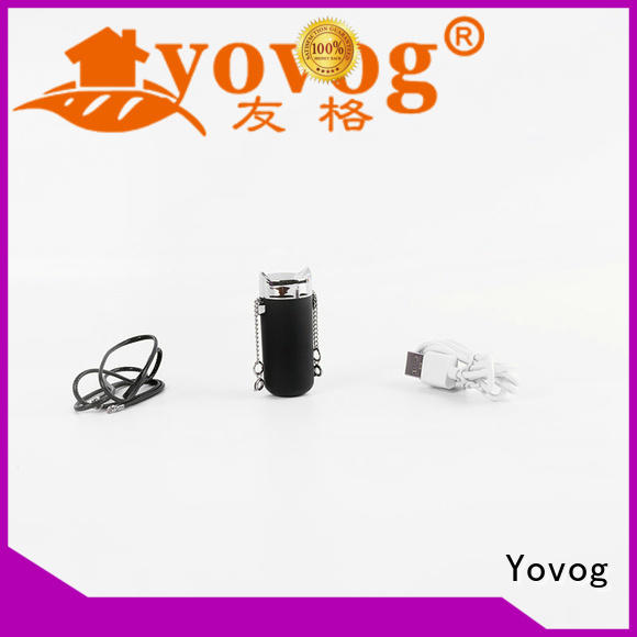 Yovog hot-sale best portable air purifier low cost for girl