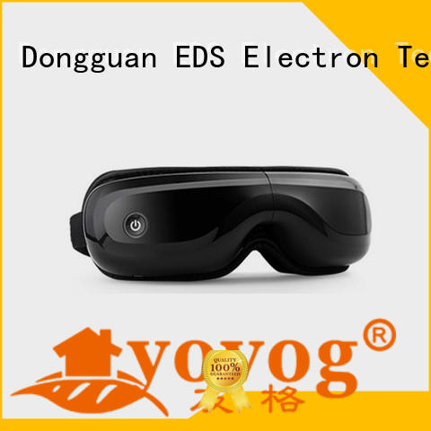 Yovog free sample wireless eye massager order now for eyes