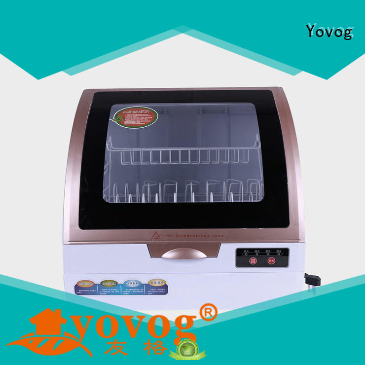 wholesale portable countertop dishwasher for bus Yovog