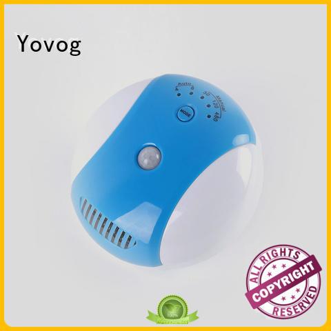 Yovog wifi ozone air cleaner by bulk for hotel