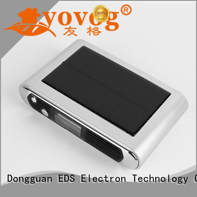 Yovog standard degrade air car filter Suppliers dust removal