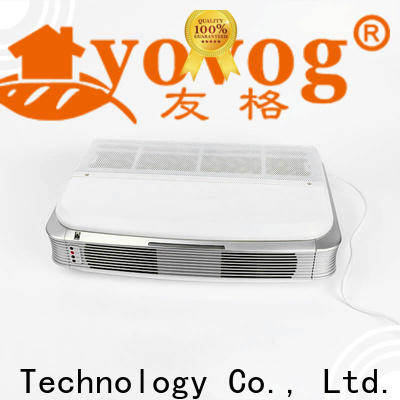 Yovog free delivery wall mounted air purifier for auto