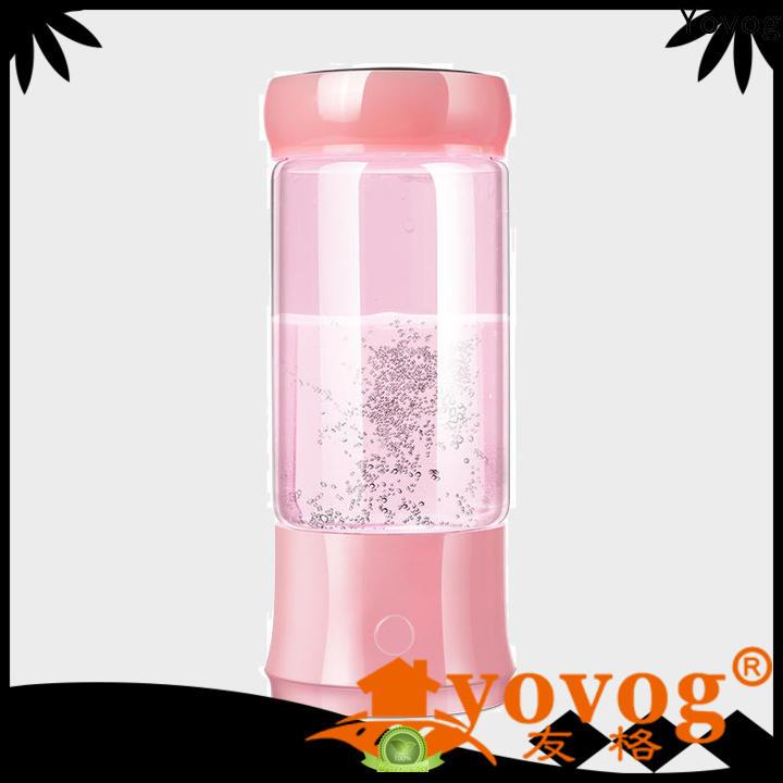 Custom h2 water bottle for business