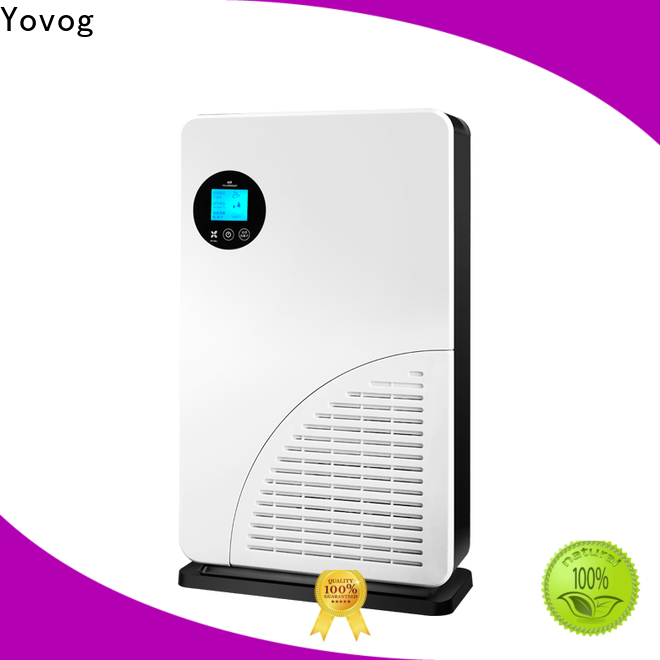 Yovog generator ozone purifier supplier for home
