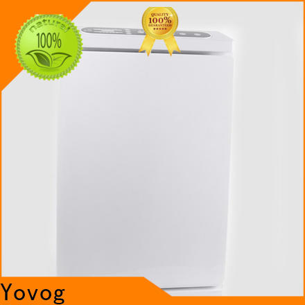 Yovog popular air purifier with permanent filter factory for living room