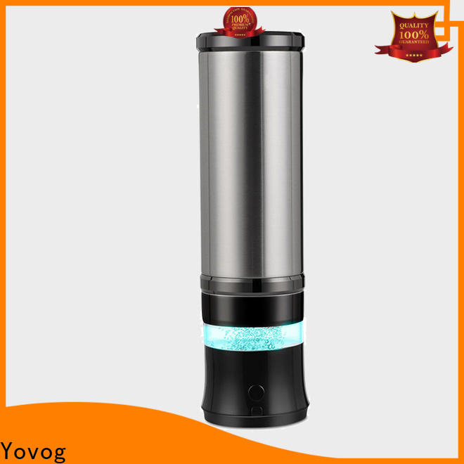 Yovog Custom hydrogen enriched water machine manufacturers