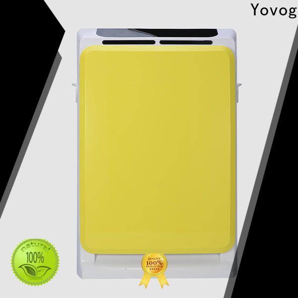 Yovog universal air purifier with permanent filter company for home
