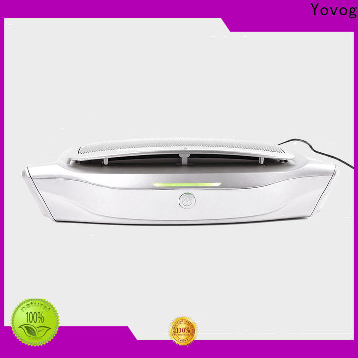 Yovog fast delivery ionic pro turbo air purifier factory for bus