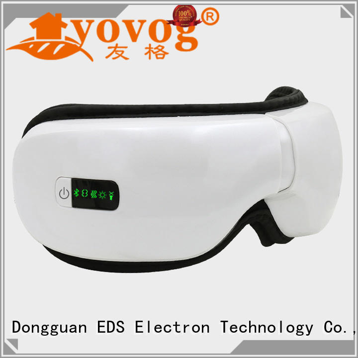 Yovog free sample wireless eye massager buy now for workers