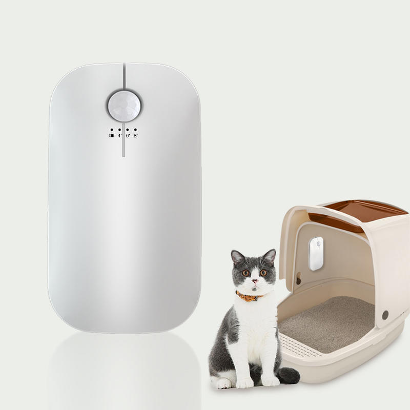 Smart deodorant cat litter Pet Deodorizer ozone air purifier odor eliminator machine EDS-666
