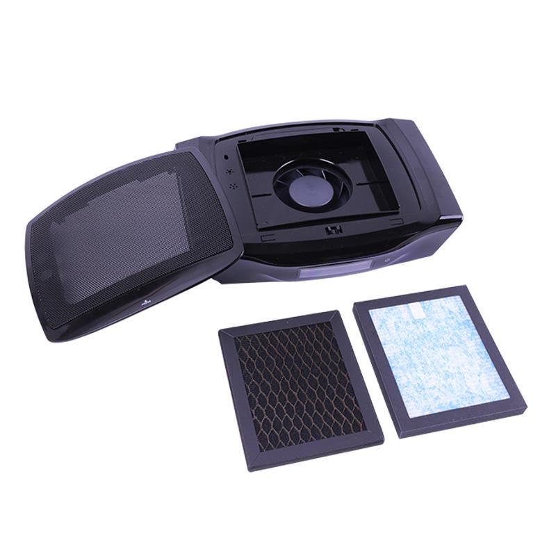 New Design smoke led car air freshener Air Purifier with UV Lamp Sterilizer EDS-1698