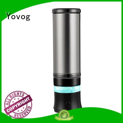 New product hydrogen water electrolysis hydrogen rich generator bottle EDS-6118