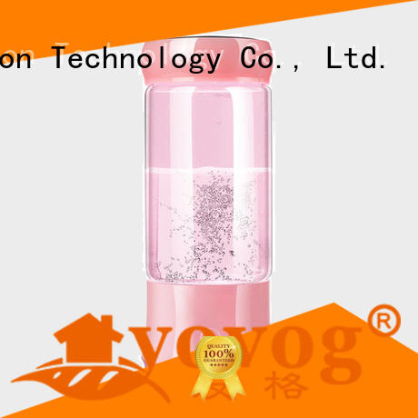 Yovog hydrogen in water for health manufacturers
