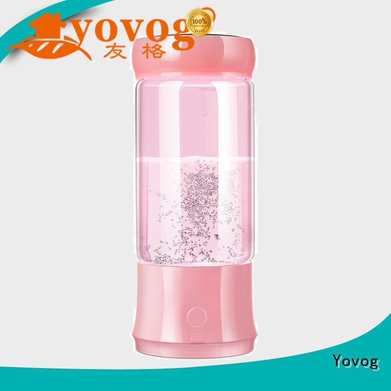 Yovog izumio water review factory