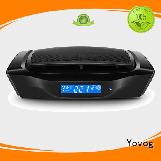 Yovog Latest plug in air purifier factory