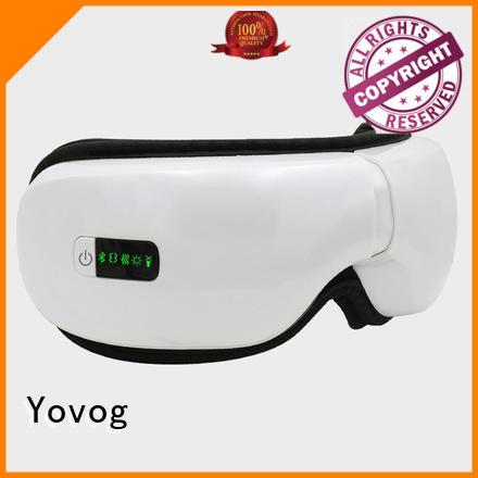 Yovog free sample wireless eye massager order now for office