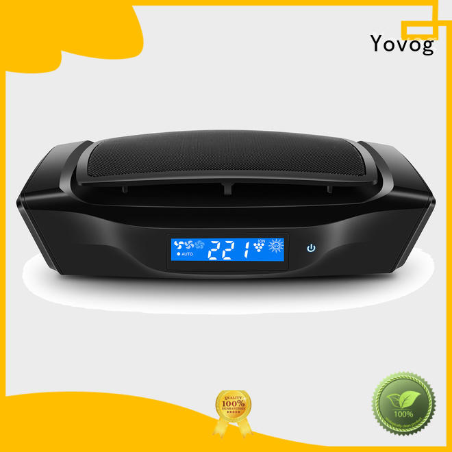Yovog fast-installation charcoal air purifier Suppliers for driver