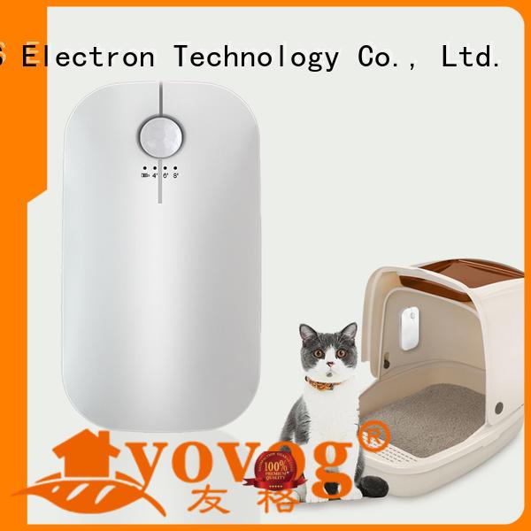 Yovog odor ionic ozone air purifier by bulk for hotel