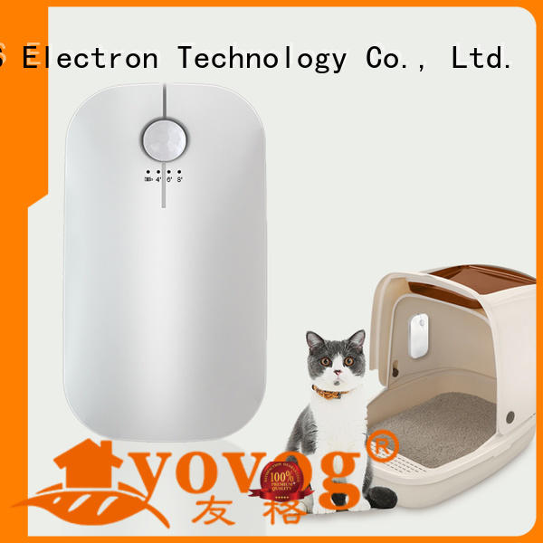 Yovog odor ionic ozone air purifier by bulk for hotel