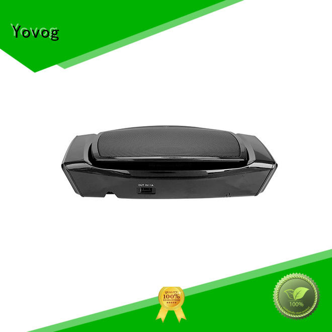 Yovog hepa car purifier fast delivery for bus