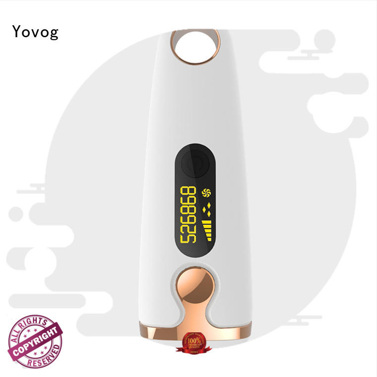Yovog facial instrument beauty instrument company for girl