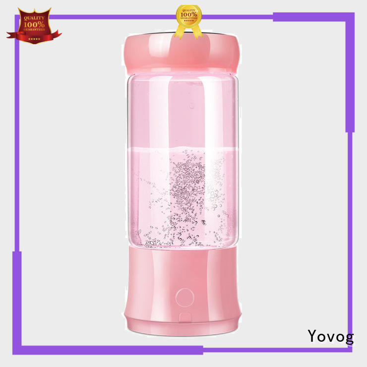 Yovog Top hydrogen rich alkaline water factory
